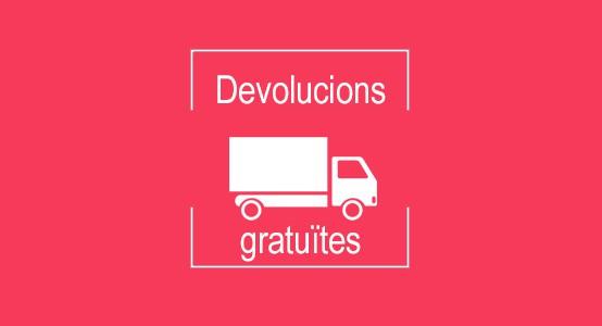 DEVOLUCIONS GRATUÏTES